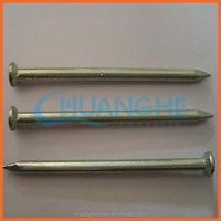 High Quality Low Carbon steel spiral concrete nails with checked head