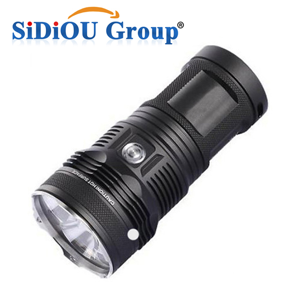 led flashlight 2000 lumens xm-l t6 led flashlight 18650 batteries