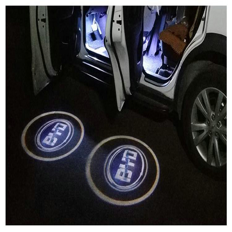 wireless ghost shadow laser projector light led car door logo courtesy light with car logo China wholesale