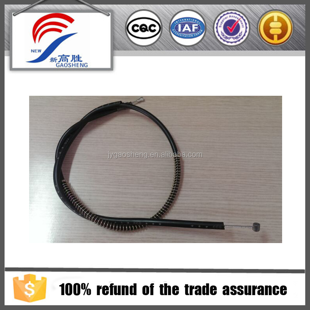 motorcycle cluth brake cable