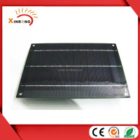 6v 5w Photovoltaic Small PET Laminated PV Solar Panel,Module