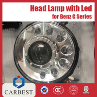 High Quality G65 Head Lamp with Led for Mercedes Benz G Series