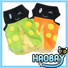 Cute Beetle Wholesale Dog Clothes Pet Accessories