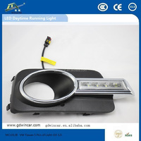Special LED daytime running lights for VW Tiguan 5 (2010 - 2012) design solutions international car lights