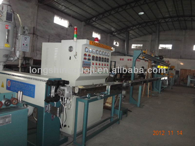 LS nylon cable tie machine