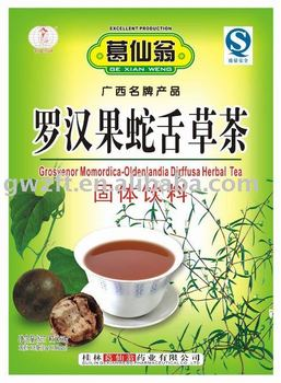 Grosvenor momordica-Chrysanthemum Herbal Tea