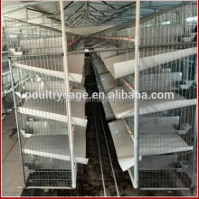 Professional Manufacturer Poultry Farm Equipment Breeding Commercial Rabbit Cage