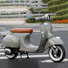 Italy piaggo vespa 946 px style classic 25cc 150cc gas scooter motorcycle with pedal