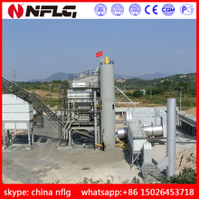 China production asphalt concrete mixing machine with good quality is on hot sale