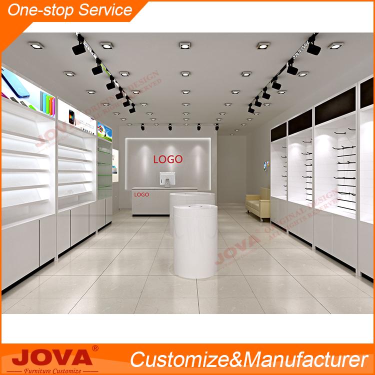 Simple Modern Custom Design Wooden Computer Shop Design Computer Store  Design Ideas