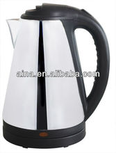 Rapid boil electric water kettle AN-183A black