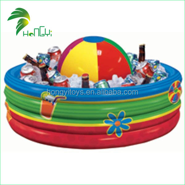 2014 Hot tendency Hot streaming inflatable salad bar and buffet cooler