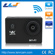 V3 WIFI outdoor Sport Action Camera 2.0 Inch Waterproof up to 30M 1080p Full HD Camara