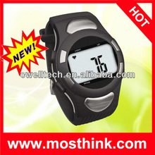 Pulse watch heart rate monitor