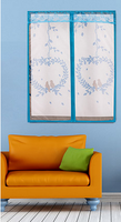 Fancy Printing Magnetic Screen window for Home Decoration