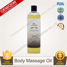 100% Pure Plants Extracts Body Massage Oil OEM/ODM Professional Supplier