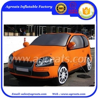 inflatable car, inflatable automobile replica, inflatable motor vehicle balloon S6009