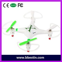 Bbest Whole sale 4CH 2.4GHz 6 axis Gyro H8 Mini quadcopter eachine h8 mini drone