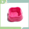 Popular quality assurance hot sale factory customed plastic collapsible dog bowl