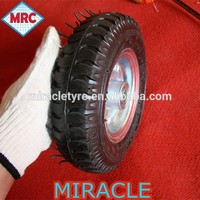 high quality pneumatic rubber wheels 2.50-4 for sale