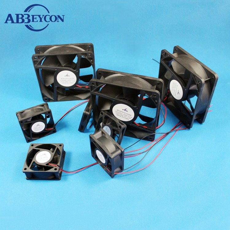120mm x 38mm 12038 5 Inch 12cm 110V AC Brushless Cooling Fan quiet electric motor cooling fan