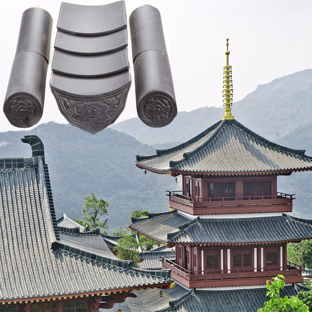 hot roof tiles pictures / roof tile chinese/ colorful stone-coated metal roof tile