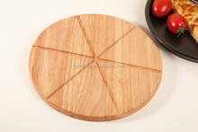 Natural Wood Wood Cutting Board / Meat / Food Stone Pizza Plate Cake / Tea Tray