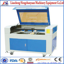 hot sale cheap co2 60w 80w laser cutting machine for balsa wood
