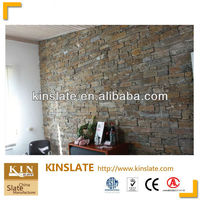 Hot Products Thick Real Slate Rustic Quartzite Cultured Stone Veneer Prices