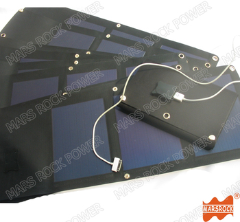 6W 6V Mobile Phone Chargr Potable Power Source flexible solar panel