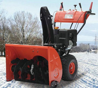 gasoline Snow Thrower 13HP loncin engine