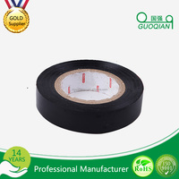 Offer Company Logo Printed Water Proof Colored Plastic PVC Adhesive Tape