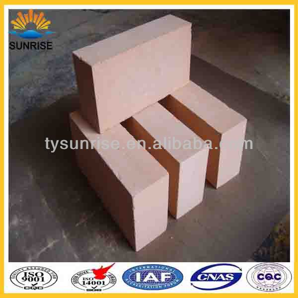 Insulation Fireclay Brick Series Curved Fire Brick