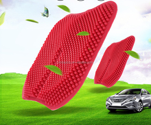 Factory Wholesale New Waterproof Travel Cold Summer Cool Cooling Driver 3D Silicone Massage seat cushion