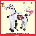Nice Mechanical pony toy /High Quality Kids Mechanical Riding Horse