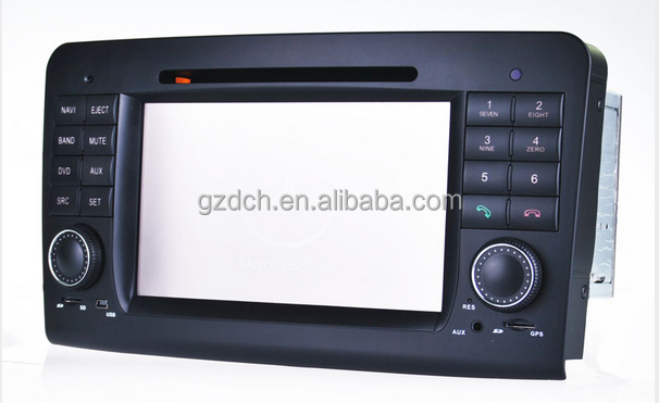 touch screen car dvd player for MERCEDES ML W164 GL X164 (2005-2012) WS-8823