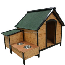 cheap removable wooden dog house QPA-0041