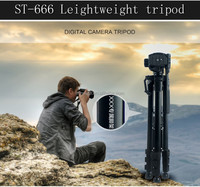 professional /fashional /2015 new/compact and easy to carry lightweight camera tripod