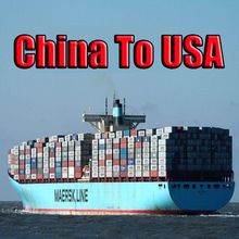Economical fast cheap shipping company from china to houston