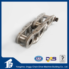 Double pitch transmission roller chains ( B series)