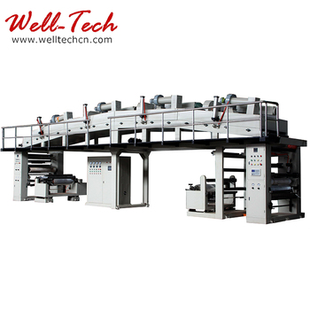 Made In China sublimation thermal transfer paper coating machine,paper film coating machine