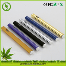 Greentime most popular e cigarette hong kong disposable e cigarette wholesale/thc cbd oil vaporizer pen/disposable cbd vape pen