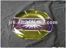 Wholesale Various colors Glass Customized Ashtray