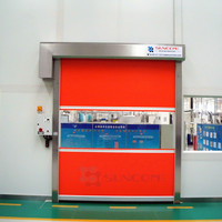 china high speed interior designs automatic door