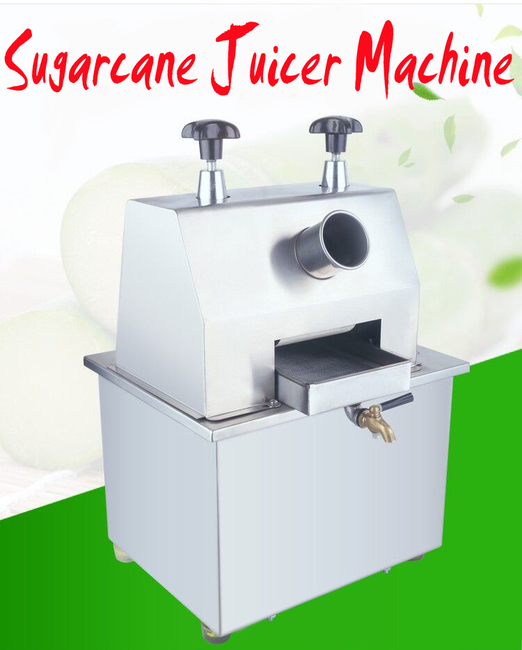 Automatic Squeezing Sugarcane Juicer Machine