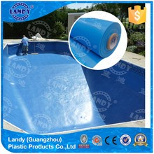 Durable PVC round pond liner