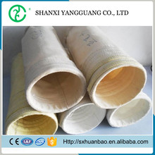 Baghouse filter fabric industrial filter bag / filter sock