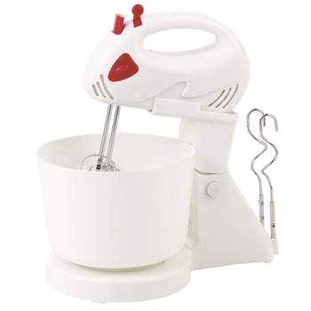 Hot Sell 7 Speed Electric Egg Mixer Plastic With Bowl