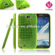 for samsung galaxy note 2 N7100 super tpu case