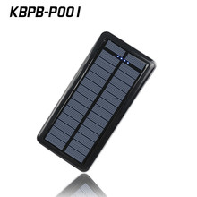 Mobile 15000mAh rohs Solar Charger Power Bank External Battery